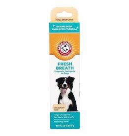 Arm & Hammer Arm & Hammer Advanced Care Enzymatic Toothpaste Fresh Breath Chicken Flavour 2.5oz