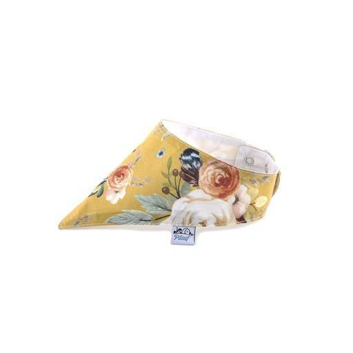 Pilouf Pilouf Bandana Yellow Flowers