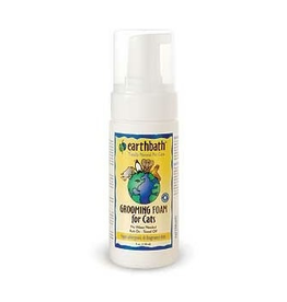Earthbath Earthbath Hypo-Allergenic Waterless Grooming Foam for Cats 118mL