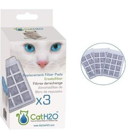 Cat H20 Cat H20 Replacement Filter Pads 3pk