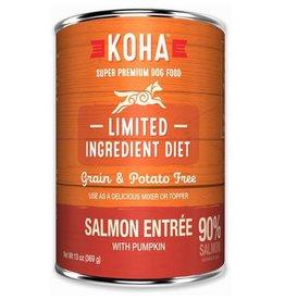Koha Dog Can 90% Salmon Pate 13oz