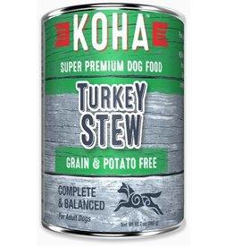 Koha Dog Can Turkey Stew 12.7oz