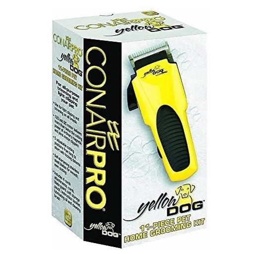 ConairPro Dog Rechargable Grooming Kit 16pc