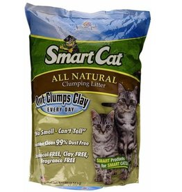 SmartCat Natural Clumping Litter 20lbs