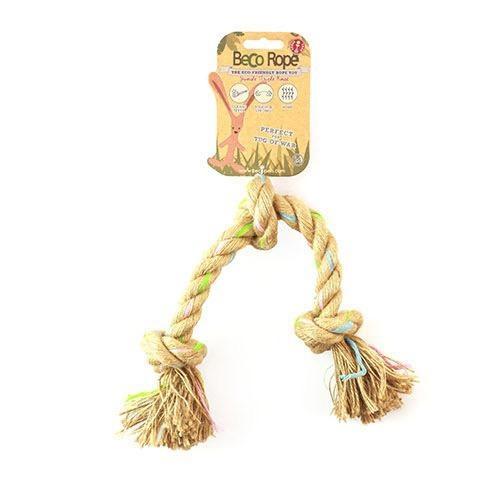 Beco Pets Beco Hemp Triple Knot Rope