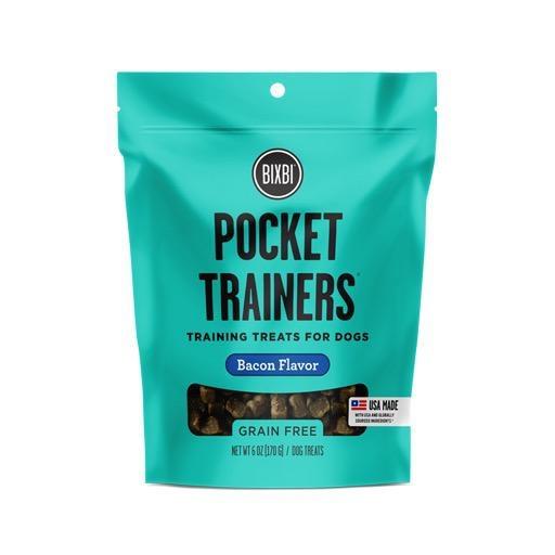 Bixbi Bixbi Pocket Trainers Bacon 6oz