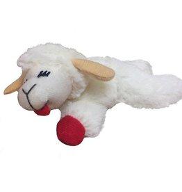 """MultiPet Mulitpet Lamb Chop Catnip Toy 4"""""""