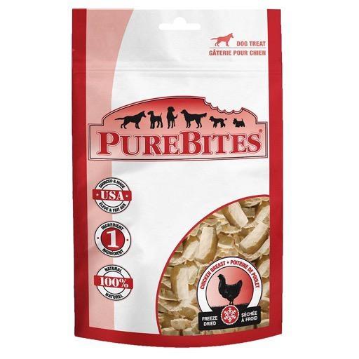 Pure Bites Pure Bites Freeze Dried Chicken Treats 85g