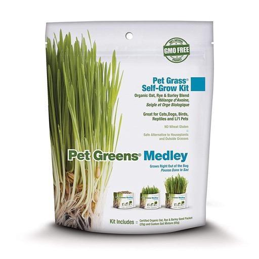 Pet Greens Garden Medley Self Grow Kit 113g