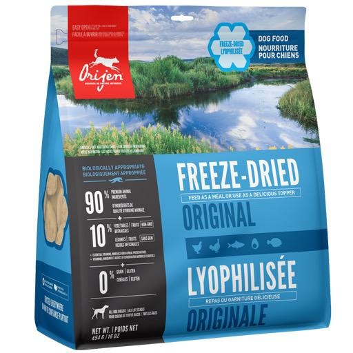Orijen Orijen Freeze Dried Dog Food Original 16oz