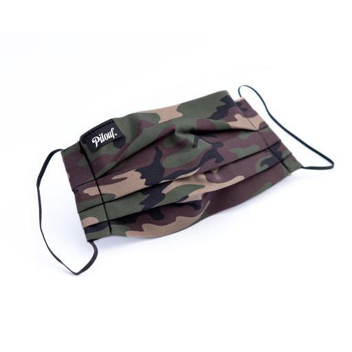 Pilouf Pilouf Protective Reusable Mask Army