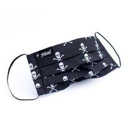Pilouf Pilouf Protective Reusable Mask Skulls