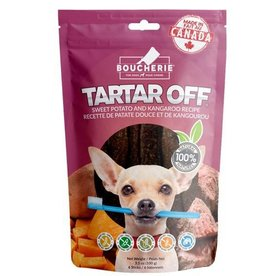 Fou Fou Dog Fou Fou Dog Tartar Off Sticks Sweet Potato & Kangaroo 6pc
