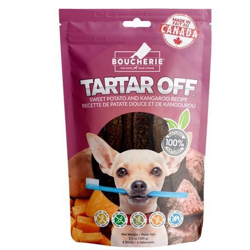 Fou Fou Dog Fou Fou Dog Tartar Off Sticks Sweet Potato & Kangaroo 6pc