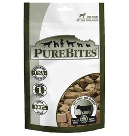 Purebites Pure Bites Freeze Dried Beef Liver Treats 120g