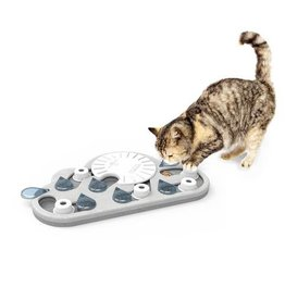 Petstages Nina Ottosson Rainy Day Puzzle and Play Cat Puzzle
