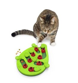 Outward Hound Nina Ottosson Puzzle and Play Buggin Out Cat Puzzle