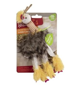 Petlinks Petlinks HappyNip Loopy Llama Plush Catnip