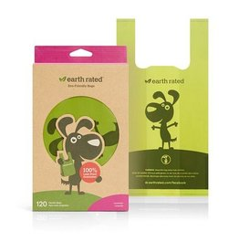 Earth Rated Earth Rated Lavender Scent PoopBags w/Handles 120ct