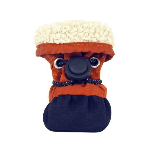 Pretty Paw Explorer Snow Boots<br /> Umber Bronze
