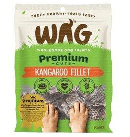 Wag Wag Kangaroo Fillet 50g