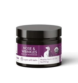 Kin + Kind Kin + Kind Nose and Wrinkles Dog Cat Skin Balm 4oz