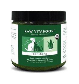 Kin + Kind Kin + Kind Raw VitaBoost Multivitamin 8oz