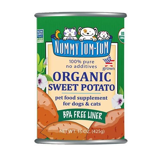 Nummy Tum Tum Organic Sweet Potato 15oz
