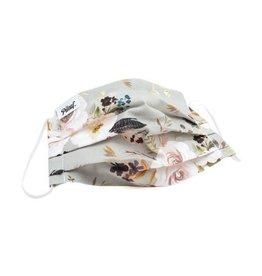 Pilouf Pilouf Protective Reusable Mask Fleures Automnales L