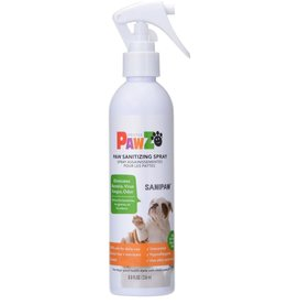 Pawz Sanipaw Daily Paw Sanitizing Spray 8oz