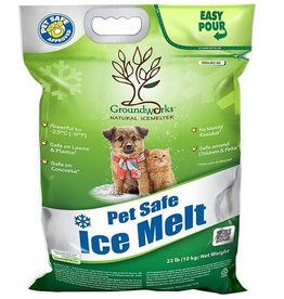 Groundworks Natural Icemelter 22lb