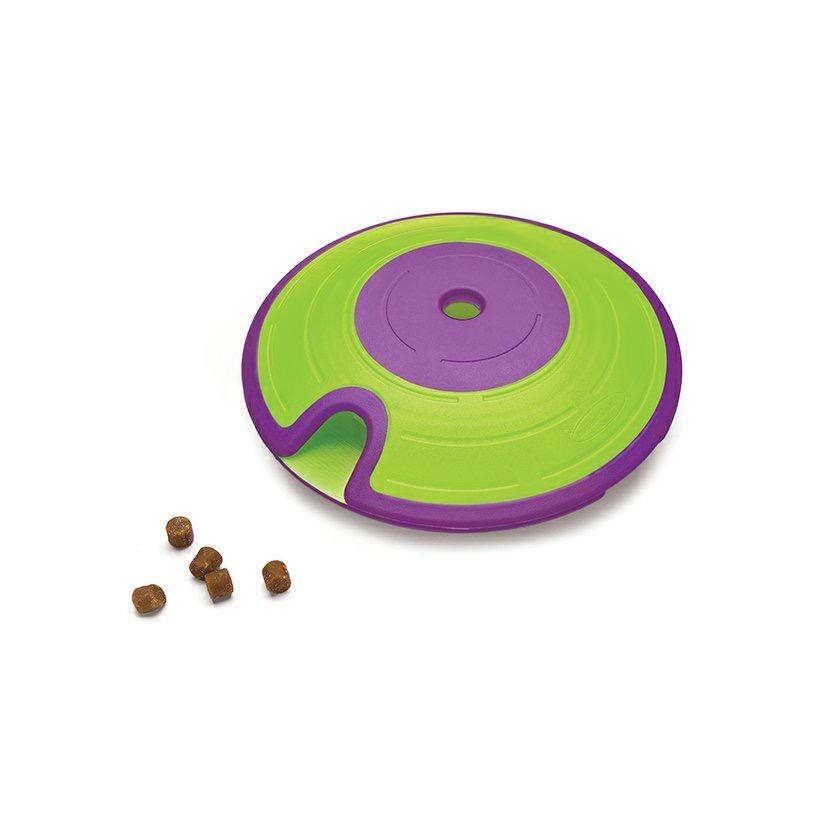 Outward Hound Nina Ottosson Dog Treat Maze Green