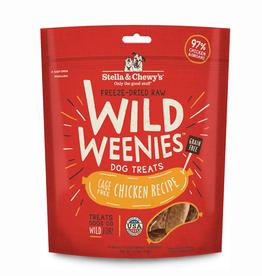 Stella & Chewy's Stella & Chewy's Wild Weenies Freeze Treats Chicken 3.25oz