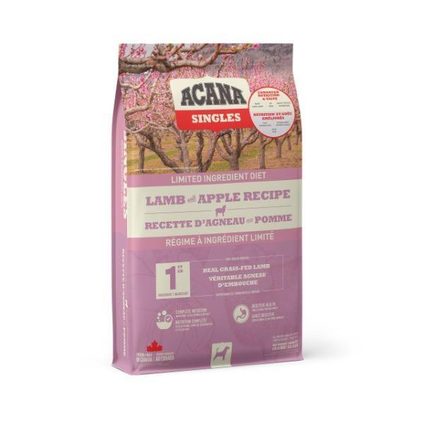 Acana Dog Singles Lamb with Apple 1.8kg