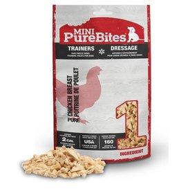 Pure Bites Pure Bites Mini Trainer Freeze Dried Chicken Treats 60g