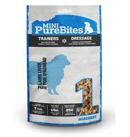 Pure Bites Mini Pure Bites Freeze Dried Lamb Trainer Treats 68g