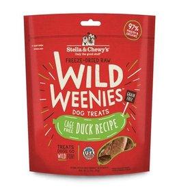 Stella & Chewy's Stella & Chewy's Wild Weenies Freeze Treats Duck 3.25oz