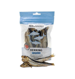 Icelandic+ Icelandic+ Herring Whole Fish Treat