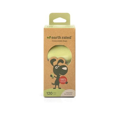 Earth Rated Earth Rated Compostable PoopBags on Rolls 120ct