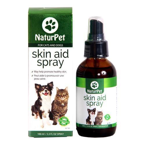 Naturpet Skin Aid Spray 100ml