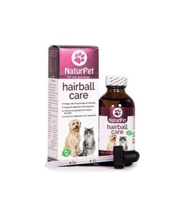 NaturPet Hairball Care