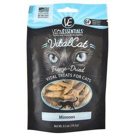 Vital Essentials Vital Cat Minnows Freeze Dried Treats 14.2g