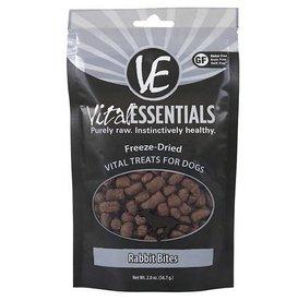 Vital Essentials Rabbit Bites Freeze Dried Treats 56.7g