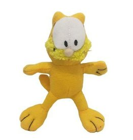 Multipet Garfield Catnip Toy 4.5""