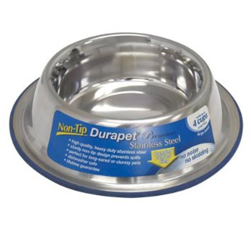 Our Pets Our Pets Durapet No-Tip Bowl Medium