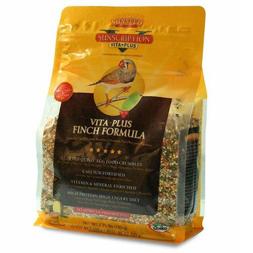 Vitakraft Sunseed Vitakraft Vita Finch Diet 2.5lb
