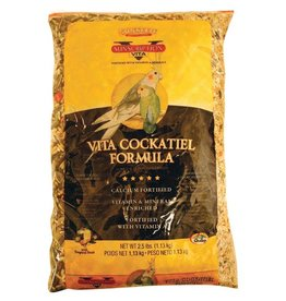 Vitakraft Sunseed Vitakraft Vita Cockateil Diet 2.5lb