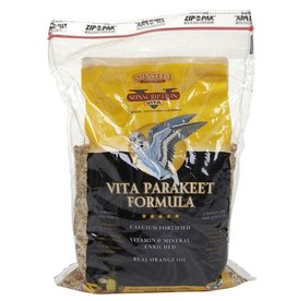 Vitakraft Sunseed Vitakraft Vita Parakeet Diet 2.5lb