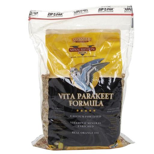 Vitakraft Sunseed Vitakraft Vita Parakeet Diet 2.5lb