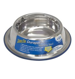 Our Pets Our Pets Durapet No-Tip Bowl Large